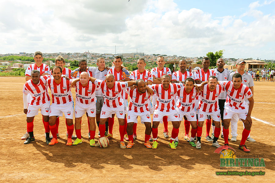 time do brv serrinha 2016